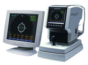 Huvitz HRK-7000A Auto Refractor / Keratometer