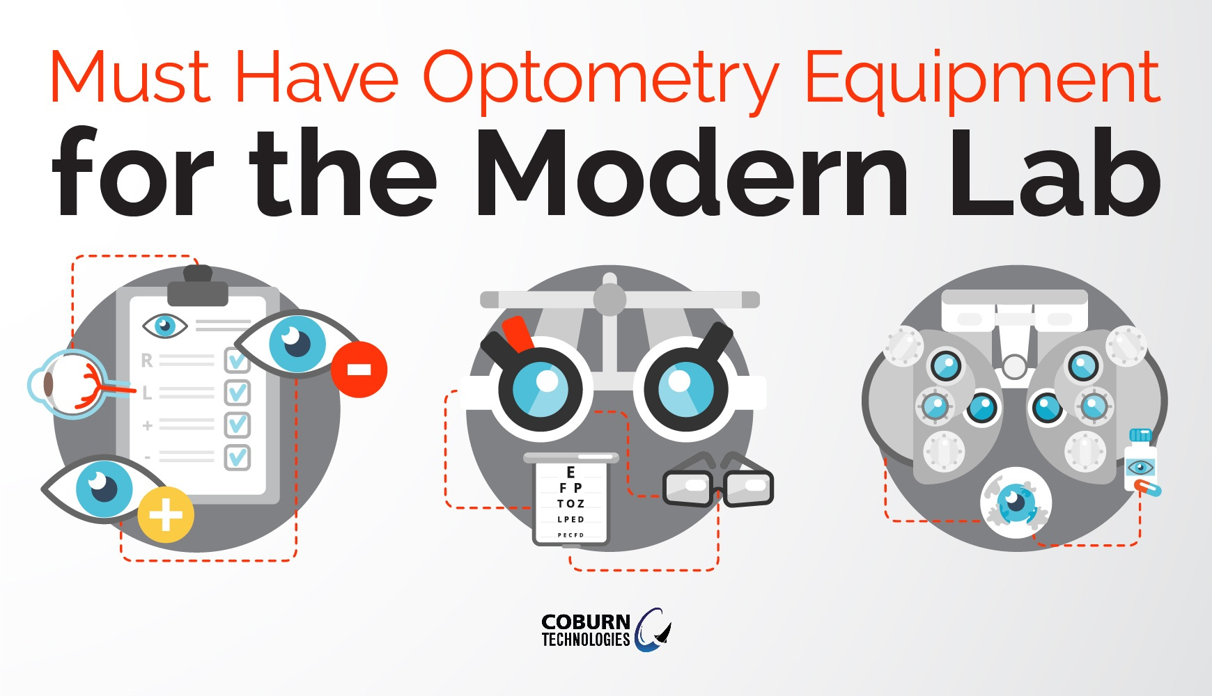 Optometry Equipment For Modern Lab